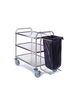 Søppelposeholder